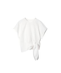 LE CIEL BLEU(ルシェルブルー)のLinen Mixed Jersey Tops(Tシャツ/カットソー)