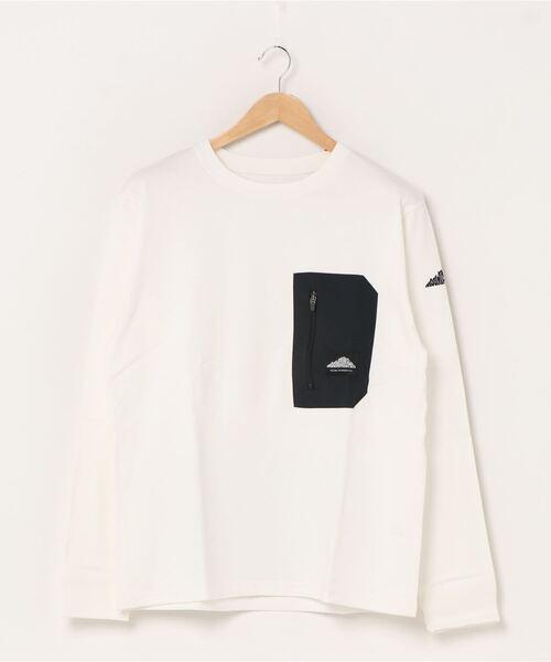 【 MOUNTAIN SMITH / マウンテンスミス 】2020AW Superior Long Sleeve Tシャツ スペリオール ロングスリーブTシャツ