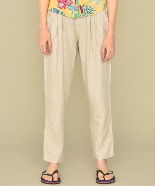 超歓迎 【セール セール,SALE,GGD】linen taperd taperd pants(パンツ) MIXXDAVID(ミックスディビッド)のファッション通販, 杜森プラザ:56547c9f --- planetacarro.net