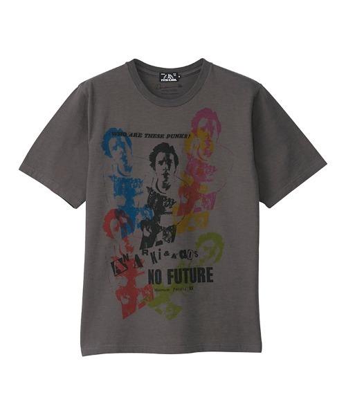 DENNIS MORRIS/ANARKI&KAOS Tシャツ