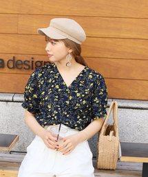 reca(レカ)のリゾートスタイルにもぴったり◇花柄 アロハシャツ(シャツ/ブラウス)