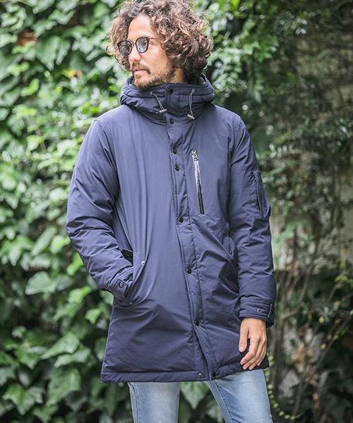 最新デザインの mj5790 - Longh Stretch Nylon Longh Nylon Jacket Down Jacket ダウンジャケット(ダウンジャケット/コート)|CAMBIO(カンビオ)のファッション通販, オートバレーレ:87d5013f --- 5613dcaibao.eu.org