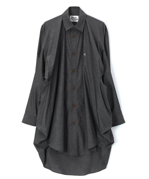 【アウトレット☆送料無料】 DARK TONE CIRCLE SHIRT【299039 CIRCLE 7217】(シャツ Westwood/ブラウス)|Vivienne Vivienne Westwood MAN(ヴィヴィアンウエストウッドマン)のファッション通販, ムツザワマチ:40dace97 --- rise-of-the-knights.de
