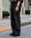 WILLY CHAVARRIA(ウィリーチャバリア)の「WILLY CHAVARRIA / ウィリーチャバリア DIRTY WILLY JEAN(デニムパンツ)」|ブラック