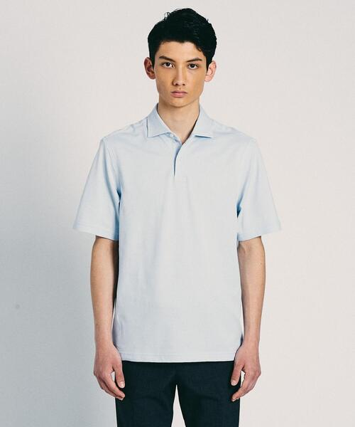 <SOVEREIGN(ソブリン)> カノコ ポロシャツ
