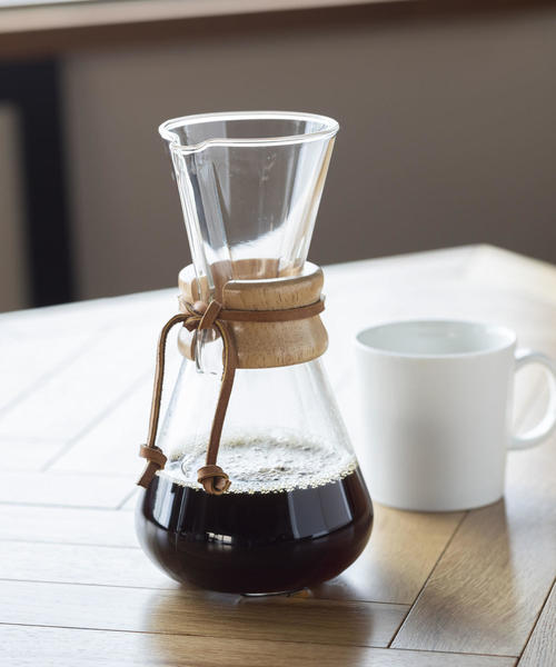 <CHEMEX(ケメックス)> コーヒーメーカー3CUP