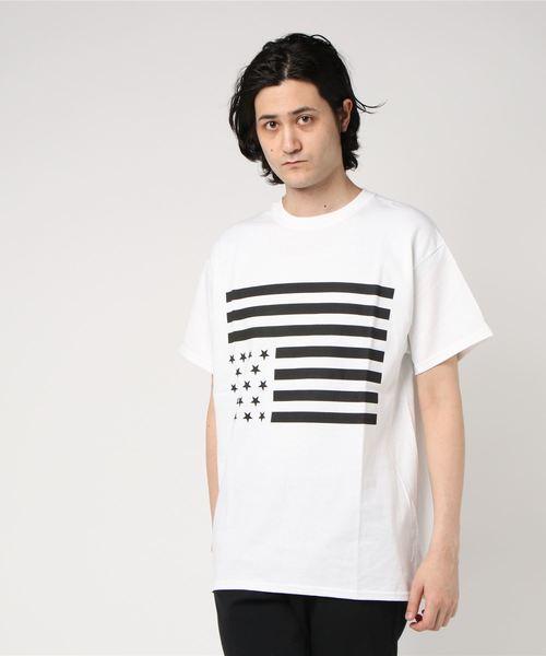 "GD Tシャツ ""STAR&STRIPES"""