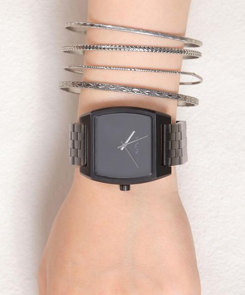 the time tracker 腕時計 nixon ニクソン のファッション通販