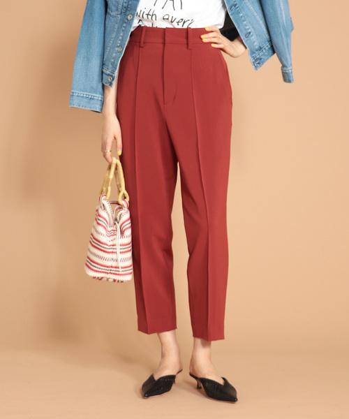 お気に入り 【セール】double cloth wide wide cloth tapared Pants(ハイウエストストレッチパンツ)(パンツ)|DRESSLAVE(ドレスレイブ)のファッション通販, 港区:02589929 --- 888tattoo.eu.org