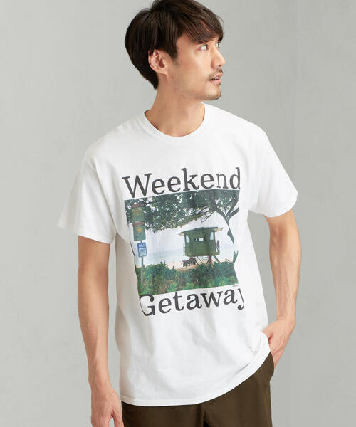 [ファング] SC FUNG WEEKEND GETAWAY / Tシャツ
