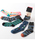 Jubilee(ジュビリー)の「ポップデザイン ソックス5足セット ユニセックス(ソックス/靴下)」|その他7