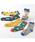 Jubilee(ジュビリー)の「ポップデザイン ソックス5足セット ユニセックス(ソックス/靴下)」|その他13
