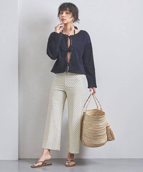【別注】<TAARA clothing(タアラ クロージング)>TAARA イージー パンツ