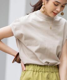 【WEB限定復刻】リピT・USAコットンハイネックTシャツ#