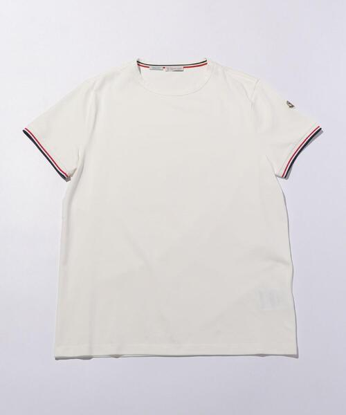<MONCLER (モンクレール)> LINE TEE/Tシャツ □□