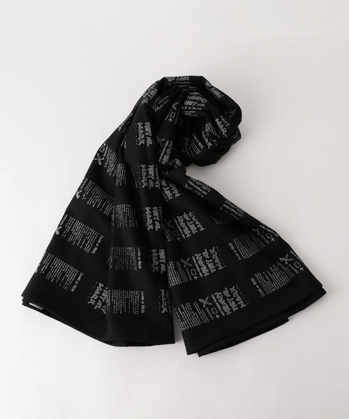 AVES CES FRERES by ART COMES FIRST(アート カムズ ファースト) BR SCARF