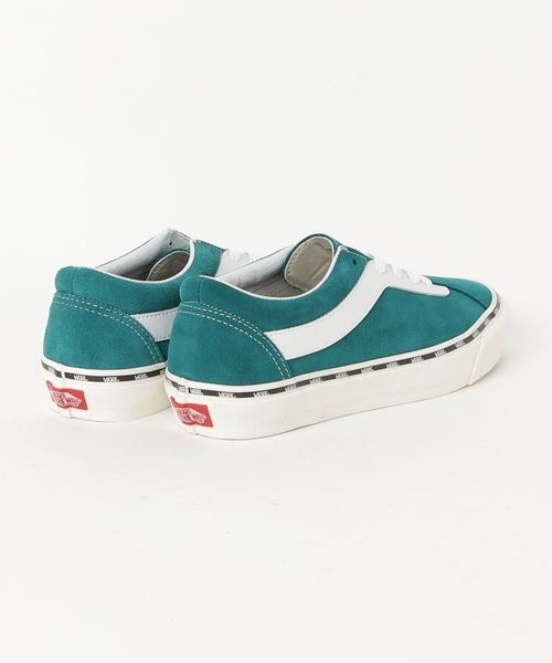 VANS ヴァンズ BOLD NI ボールドNI VN0A3WLPVLG (New Issue) Quetzal Green/True White