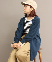 PAR ICI(パーリッシィ)の【WEB別注】ラクーン ロングカーディガン(Tシャツ/カットソー)