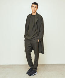 UNITED ARROWS & SONS by DAISUKE OBANA PE CHESTER COAT 19AW