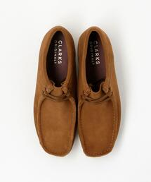 <CLARKS(クラークス)> WALLABEE SUEDE/シューズ