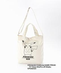 【pokemon】PIKACHUトートバッグ(トートバッグ)