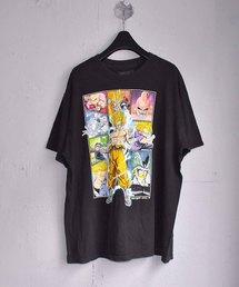 【ヴィンテージ古着】ドラゴンボールZ プリントTシャツ(Tシャツ/カットソー)