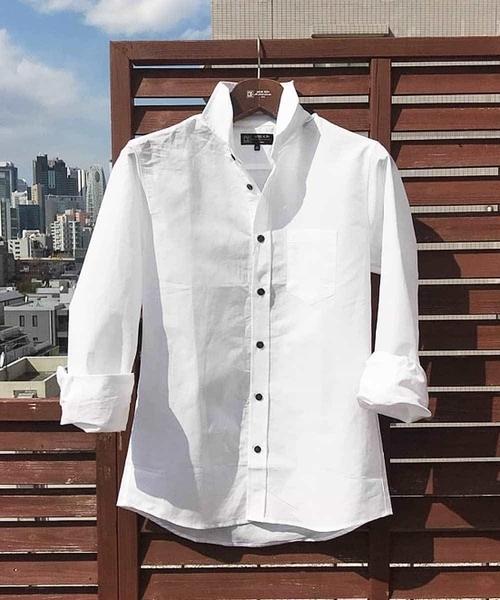 e7b1658a8e9c MK MICHEL KLEIN HOMME (エムケーミッシェルクランオム)のシャツ(ハードマンバイオ