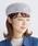 haco!(ハコ)の「むら染めベレー帽(ハンチング/ベレー帽)」 グレー