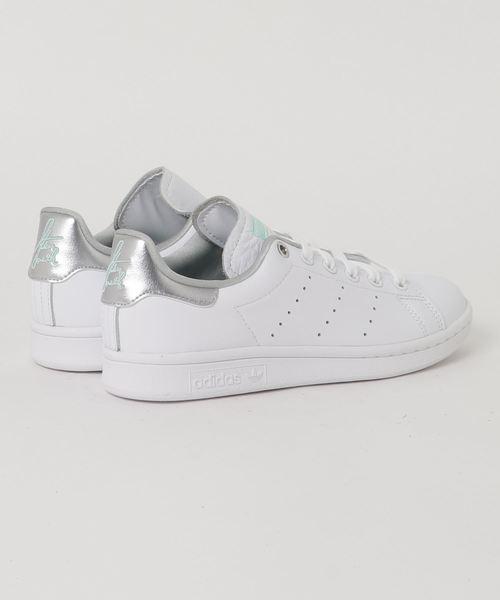 adidas Originals STAN SMITH W (FTWR WHITE/SILVER MET./CLEAR MINT)