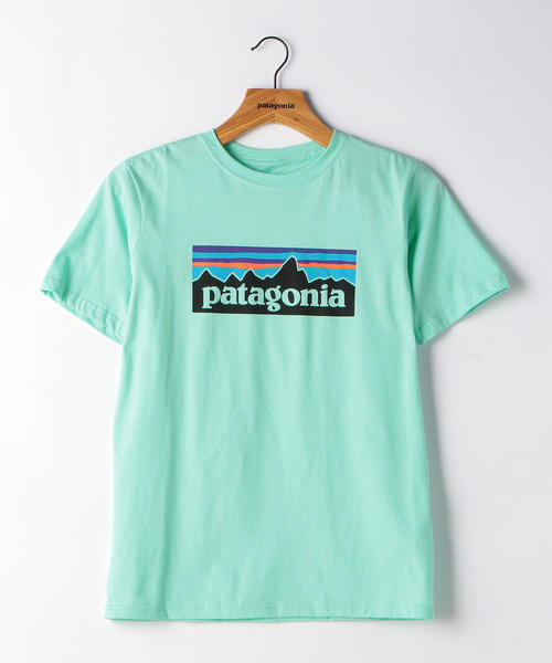 ★【patagonia(パタゴニア)】17 B P-6 LOGO Tシャツ