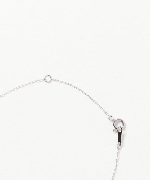 con affetto(original)(コン アフェット)の「Pt900/850 ダイヤデザインネックレス(ネックレス)」|詳細画像