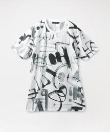 LOVELESS(ラブレス)の韓美林 天書クルーネックT(Tシャツ/カットソー)