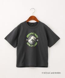 〔別注〕プリントTシャツ/ ジュラシックパーク