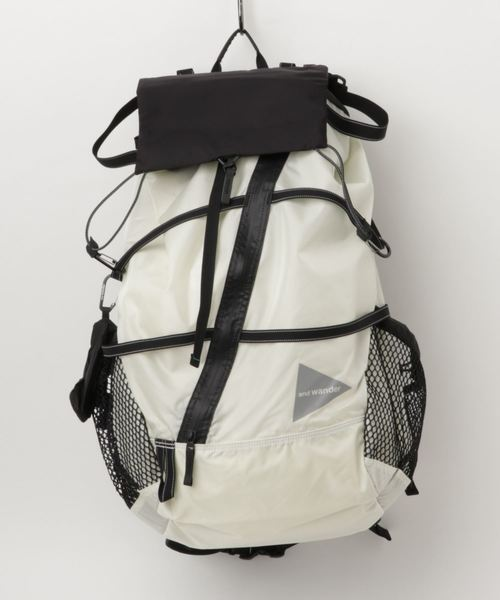 and wander/アンドワンダー 40L Back Pack