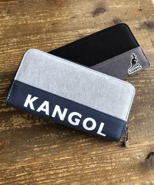 separation shoes 6a9e2 75685 【KANGOL / カンゴール】 スウェット・ロングウォレット