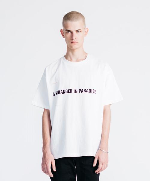 <STAMPD × monkey time> SURVEILLANCE/Tシャツ