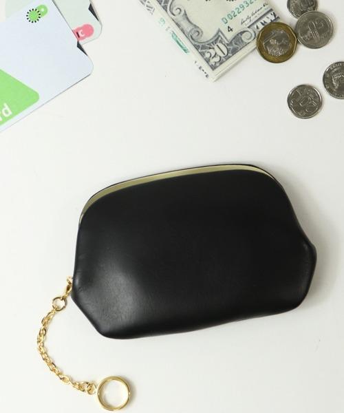 【 POMTATA/ポンタタ 】 #  salle de bal別注 がま口ショート財布
