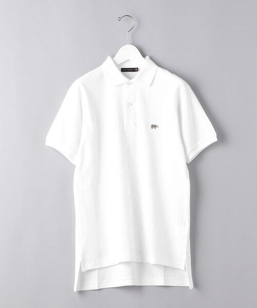 <SCYE BASICS(サイベーシックス)> ピケ ポロシャツ