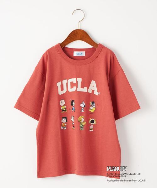 【別注】EX TJ UCLA×PEANUTS キャラクター/ Tシャツ 140-150cm