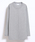 10 by juha stable garments(テンバイユハ ステーブルガーメンツ)の「SOFT L/S TEE(Tシャツ/カットソー)」|グレー