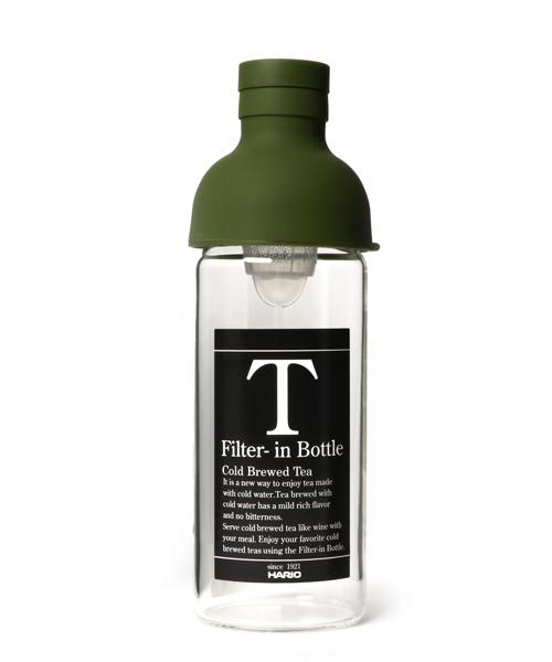 collex(コレックス)の「【HARIO】フィルターインボトル300ml(食器)」|グリーン