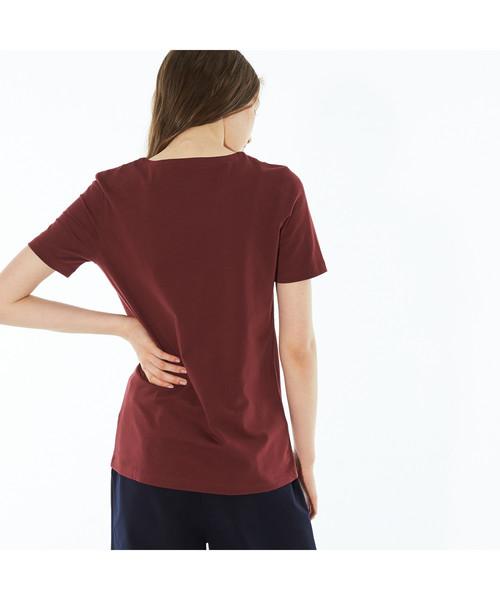 コットンジャージークルーネックTシャツ(半袖)