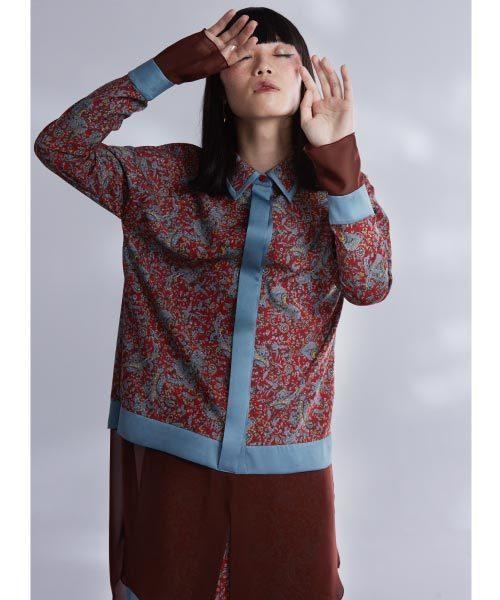 シュイシウレイヤードシャツ