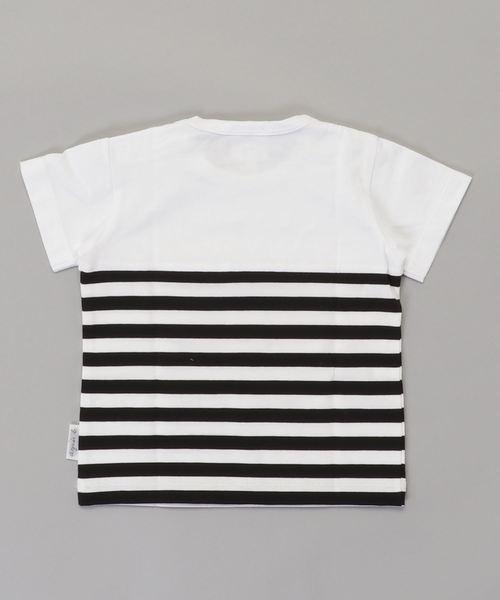 SCD1 L TS メッセージTシャツ