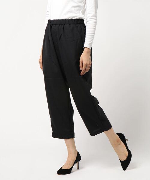 【開店記念セール!】 タックパンツ(パンツ)|mizuiroind(ミズイロインド)のファッション通販, アンパチグン:b2b65759 --- 888tattoo.eu.org