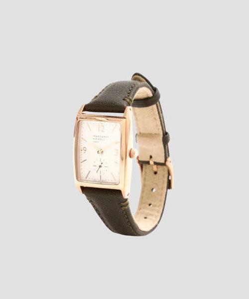 再再販! MASCULINE RECTANGULAR MARGARET RECTANGULAR WATCH(腕時計) HOWELL MARGARET HOWELL(マーガレットハウエル)のファッション通販, ジョウジママチ:fd7e0d43 --- kredo24.ru