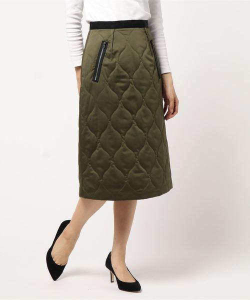 超安い品質 キルティングスカート(スカート)|LANVIN en LANVIN en Bleu Bleu(ランバンオンブルー)のファッション通販, 卸し売り購入:c6946b95 --- 888tattoo.eu.org