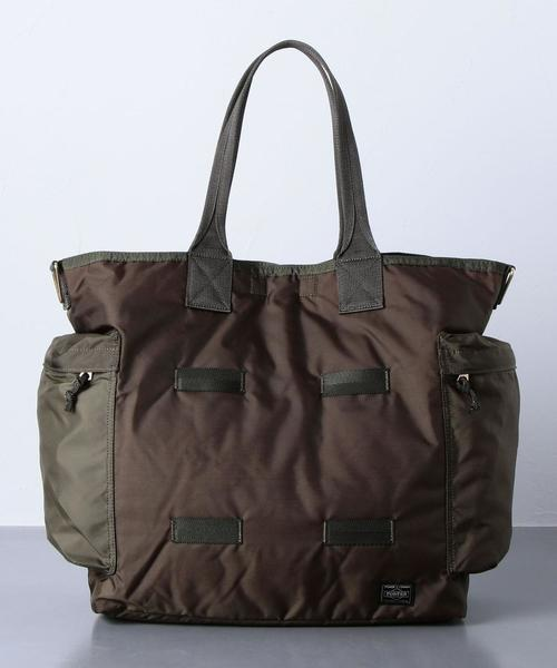 <PORTER(ポーター)> FORCE 2WAY TOTE