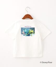 〔別注〕バックプリントTEE/ モンスターズ・インク
