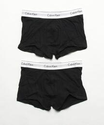 Calvin Klein Underwear(カルバンクラインアンダーウェア)の【CALVIN KLEIN UNDERWEAR】MODERN COTTON STRETCH ボクサーパンツ 2枚パック(ボクサーパンツ)